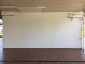 URイベント壁絵